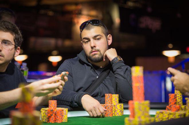 Симеон Найденов на WSOP Събитие #36