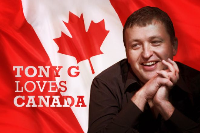 tony canada pokernews
