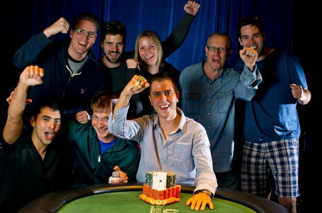 Szécsi Norbert nyerte a WSOP 42. $1.000-os NL Hold'em tornáját, 78 milliót kaszált! 0001