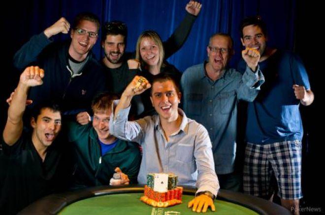 Окончен турнир WSOP #43: $10,000 No-Limit 2-7 Draw Lowball 0001