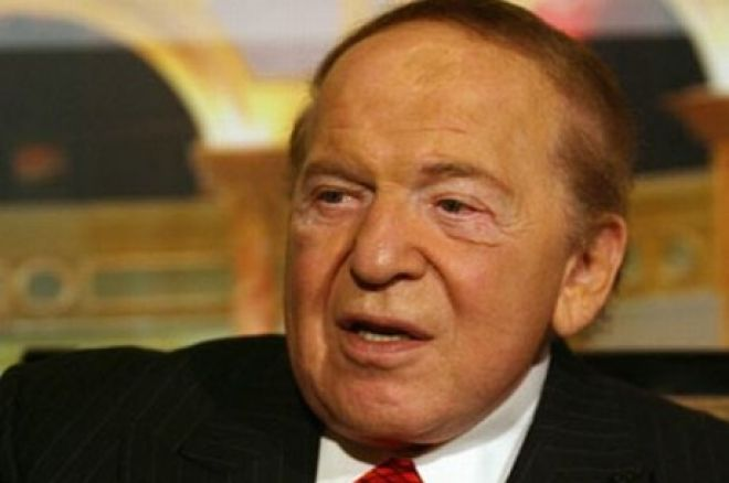 Poker Players Alliance: Adelson's Anti-Online Poker Comments are a Slap in the Face 0001
