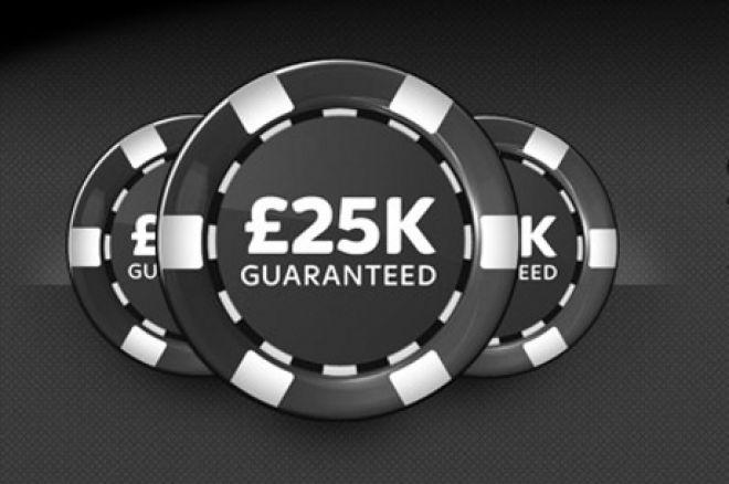Sky Poker £25k Super Roller