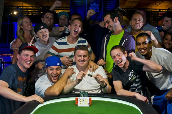 Ben Volpe Vence Evento #45 $1,500 Ante-Only No Limit Hold'em 0001