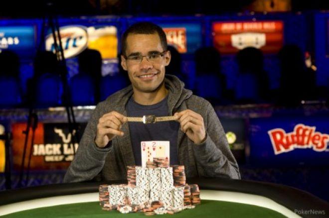 Энтони Грегг одержал победу в турнире $111,111 WSOP One... 0001