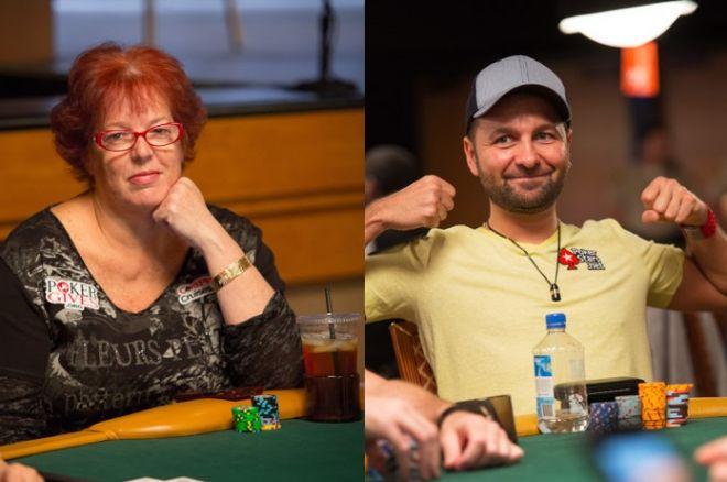 Linda Johnson y Daniel Negreanu debate sobre los cambios del Poker y reglas del torneo 0001