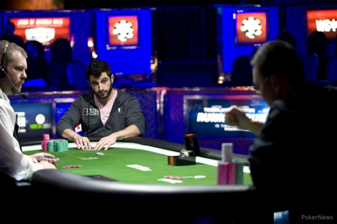 Steve Sung Defeats Phil Galfond to Claim WSOP $25,000 Six-Handed Title and $1.2 Million 0001