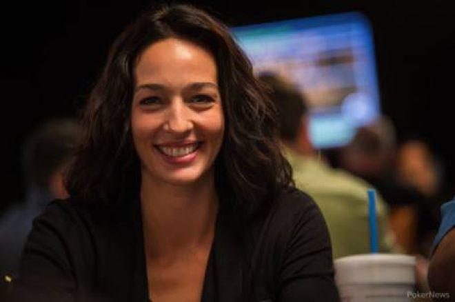 Новые правила проведения WSOP Ladies Championship были... 0001
