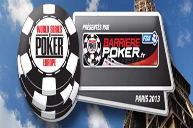 Disfruta de las Series Mundiales en Paris… ¡WSOP Europa 2013! 0001