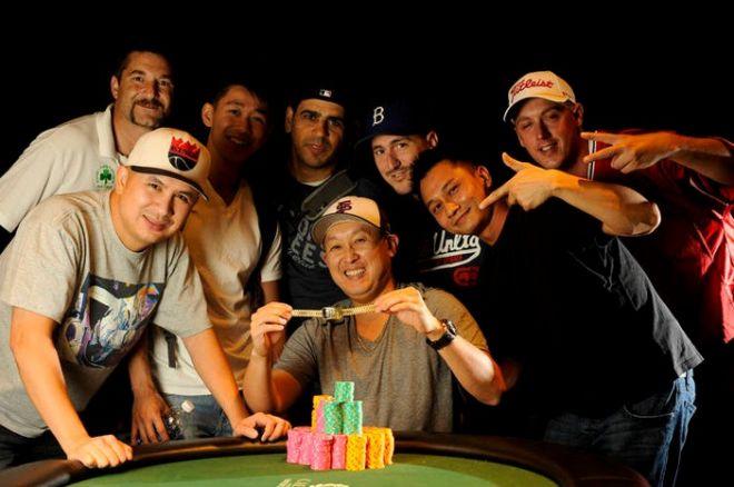 Олдскульний кеш-гриндер Брендон Вонг став переможцем турніру Six-Max Ten Game Mix. 0001