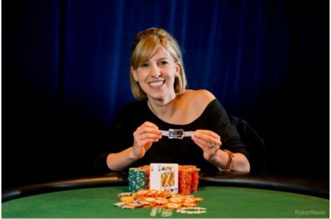 Вперше в Вегасі пройшов жіночий турнір WSOP без... 0001