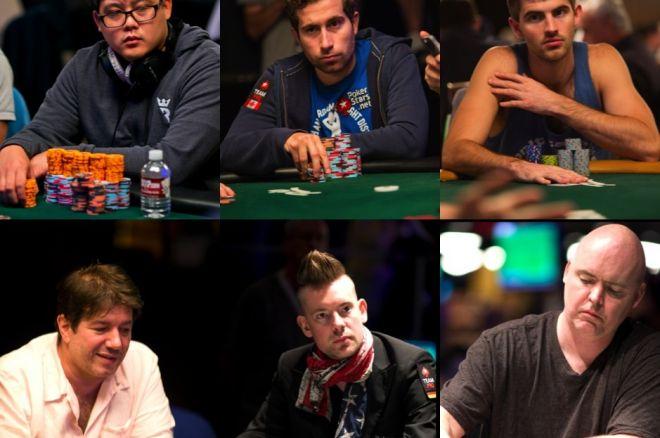 """Aiškus """"The $50,000 Poker Players' Championship"""" turnyro finalinis stalas 0001"""