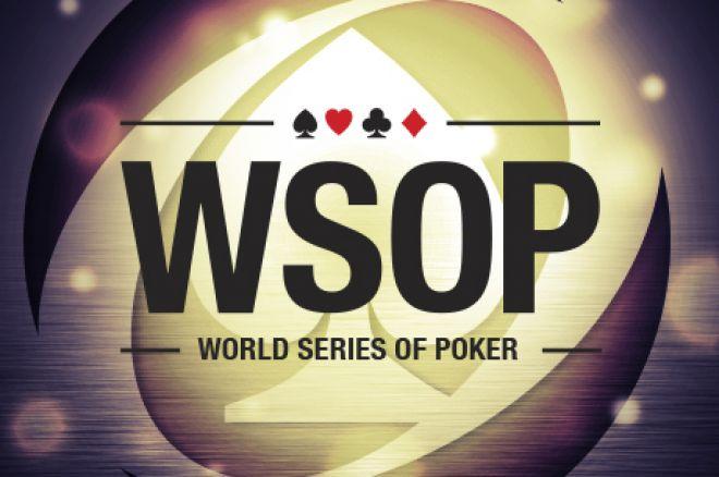 """WSOP Pagrindinis turnyras 1B diena: tarp lyderių - Daniel """"jungleman12"""" Cates 0001"""