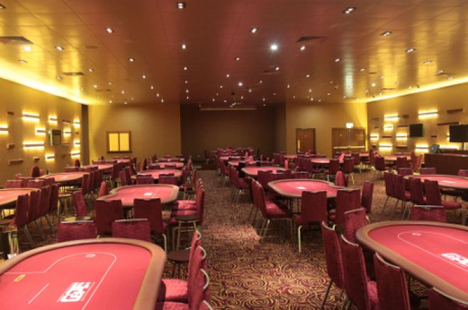 largest poker room