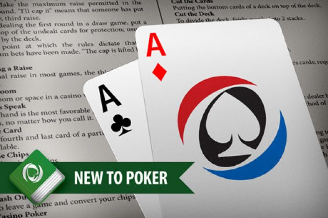 What do check mean in poker