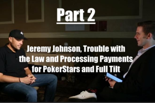Chad Elie Exclusivo, Parte 2: Jeremy Johnson, la legalidad del tratamiento de póquer en... 0001