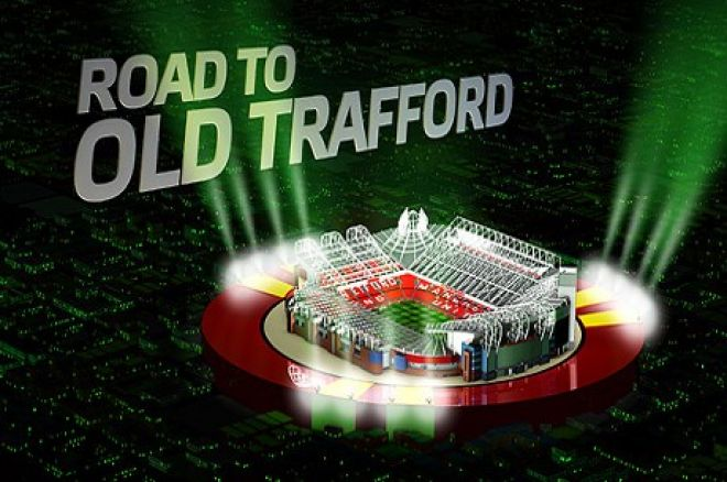 The Road to Old Trafford Starts Here; Win One of Three €1,200 Packages 0001