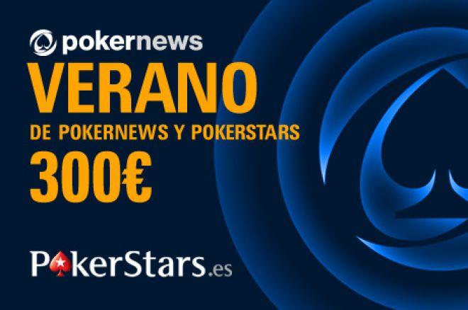 Verano PokerNews 300€ 0001