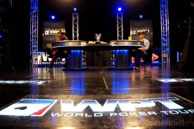 The Bay 101 Final Table