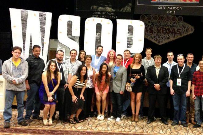 The 2013 PokerNews Team
