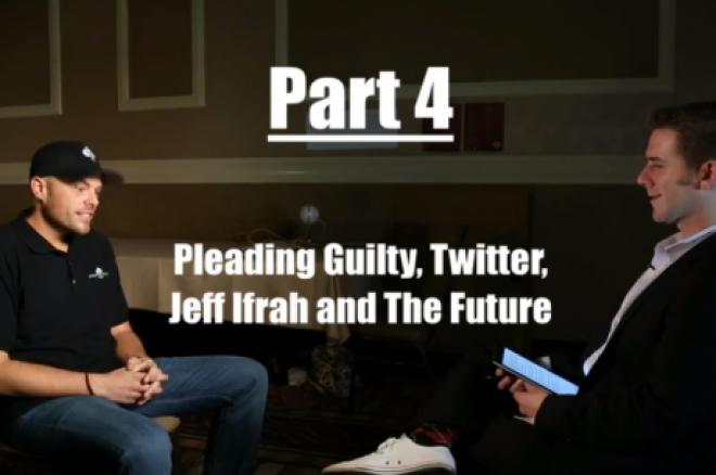 Chad Elie exclusiva, Parte 4: La apertura en Twitter, Rogar Guilty y Más 0001