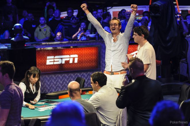 WSOP Main Event Dag 7: MICHIEL BRUMMELHUIS HAALT NOVEMBER NINE!