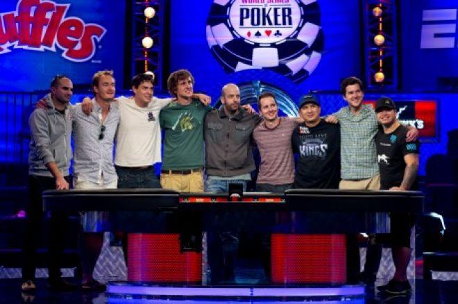 Final Table WSOP 2012