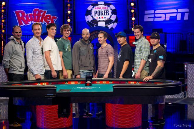 WSOP 2013: il final table è servito, Castelluccio sfiora l'impresa! 0001