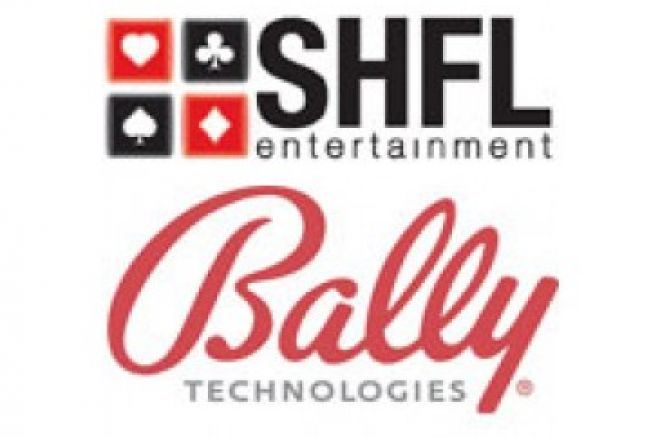 Компания Bally Technologies купила SHFL Entertainment 0001