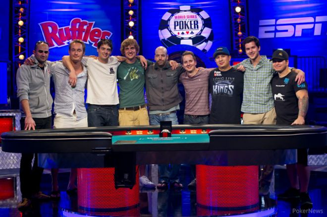 WSOP Main Event: JC Tran favorito d'obbligo, ma i bookmakers cosa ne pensano? 0001