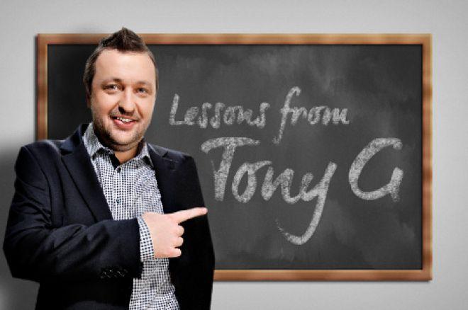 Tony g poker canada