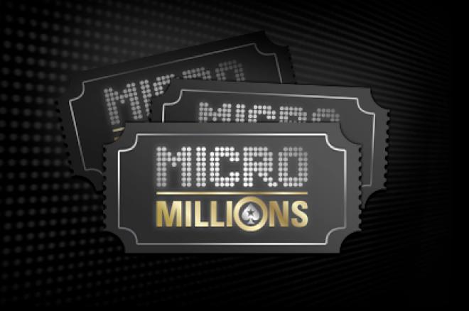 Sukces Polaka w MicroMillions V - wygrał ponad $13K 0001