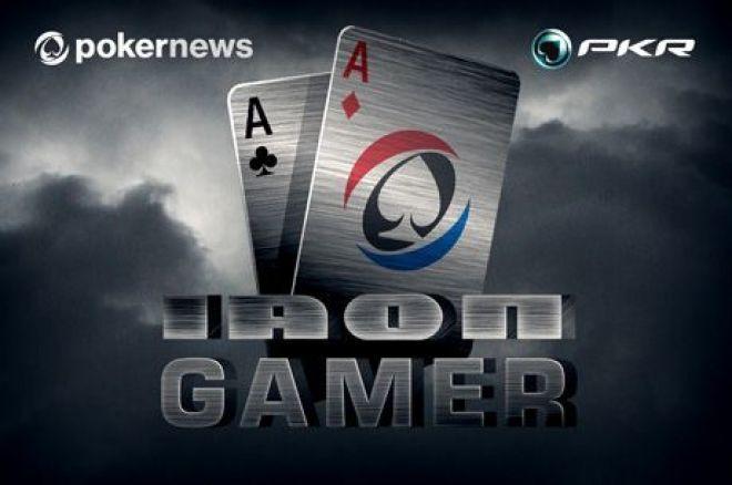 Pakeista pirmojo PKR Iron Gamer turnyro data 0001