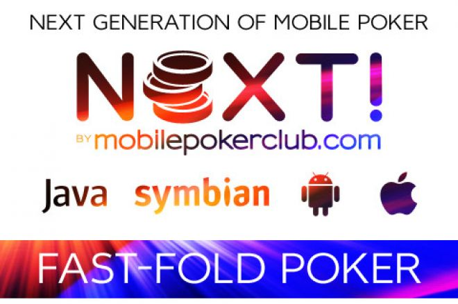 Mobile Poker Club Launches Fast-Fold Poker 0001