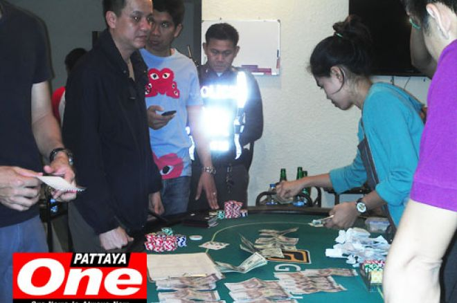 PokerNews Boulevard: Pokerspelers opgepakt in Pattaya, en meer...