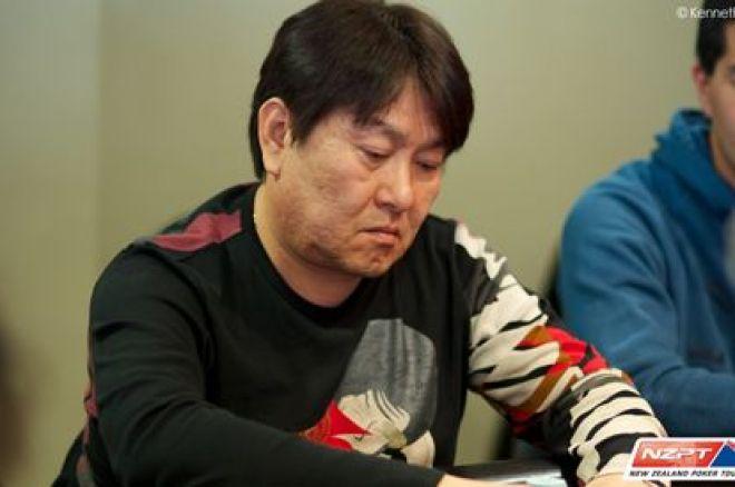 2013 PokerStars.net ANZPT Queenstown Snowfest: Michael Chon Leads After Short Day 1a 0001