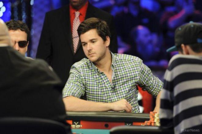 2013 WSOP November Nine: David Benefield