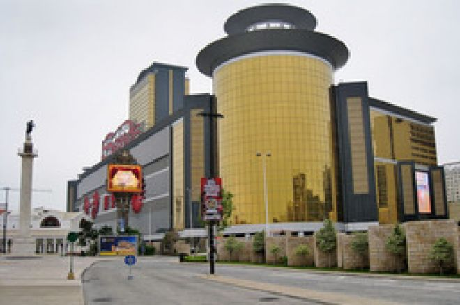 Доходи казино в Макао зросли на 20% в липні 0001