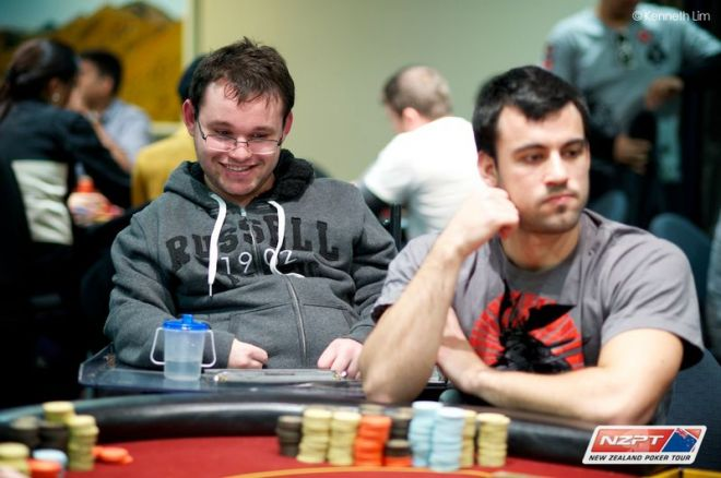 2013 PokerStars.net ANZPT Queenstown Snowfest: Jonathan Bredin Leads Final 23 0001