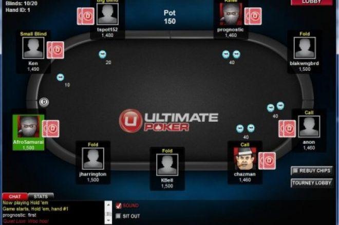 10-ти мільйонна роздача на Ultimate Poker 0001