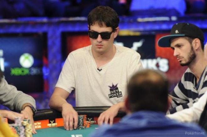 2013 WSOP 메인 이벤트 파이널 테이블: Mark Newhouse 0001
