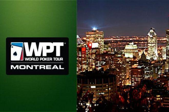 PartyPoker Weekly: De WPT keert terug naar Montreal