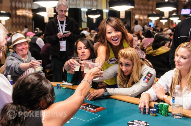 Vanessa Selbst, Maria Ho and Others Discuss New Ladies Bracelet Event at WSOP Europe 0001