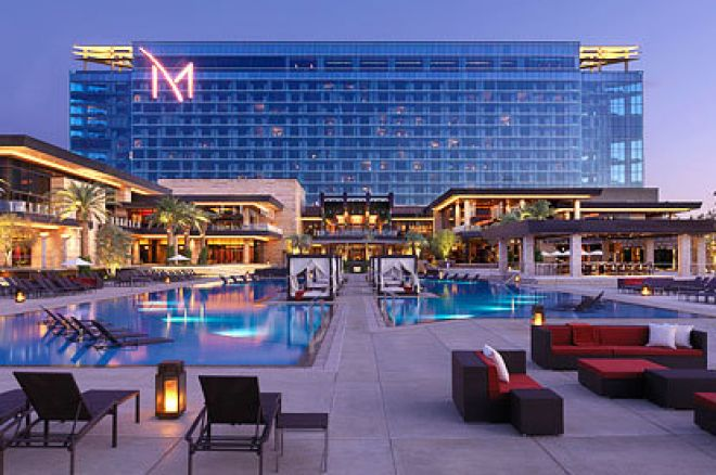 M Resort закриє покерний зал 0001