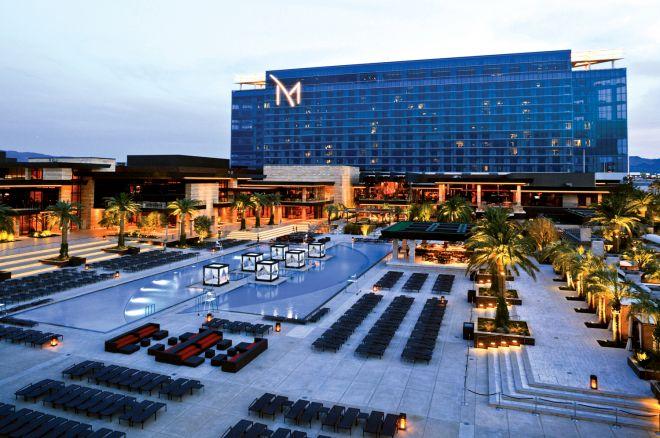 M Resort закрыли покерный зал 0001