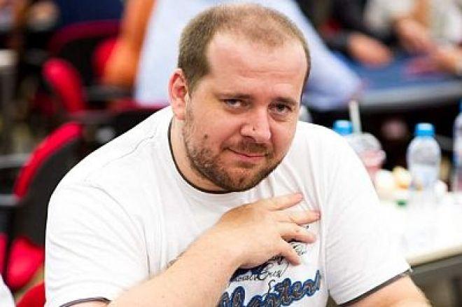PFP 2013: Den 1B hlavního turnaje ČPT se nejvíce vyvedl Ladislavu Míkovi 0001