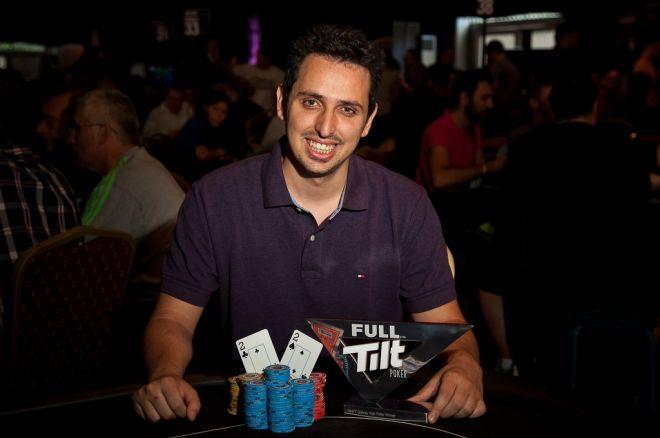 Серхио Аидо выиграл турнир хайроллеров серии Full... 0001