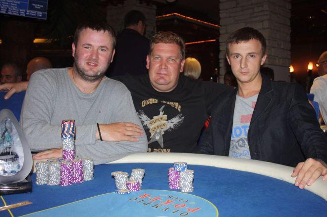 Andrius Bielskis, Andrej Jakovlev, Sergej Molchanov