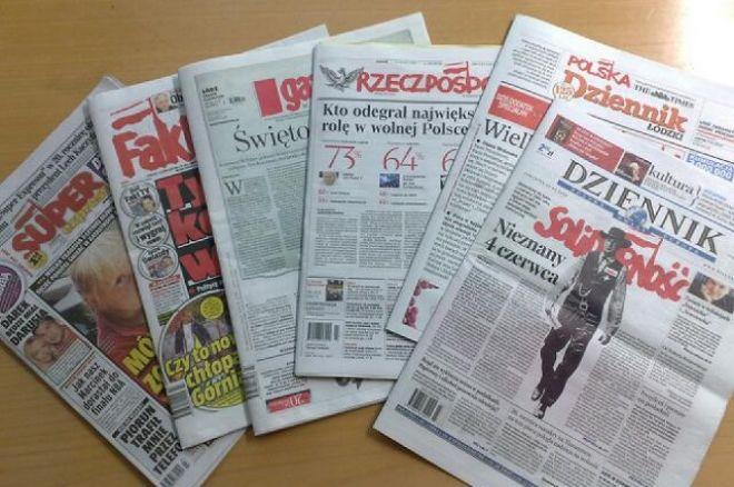 O absurdach prawa pokerowego w Polsce pisze kolejny dziennik 0001