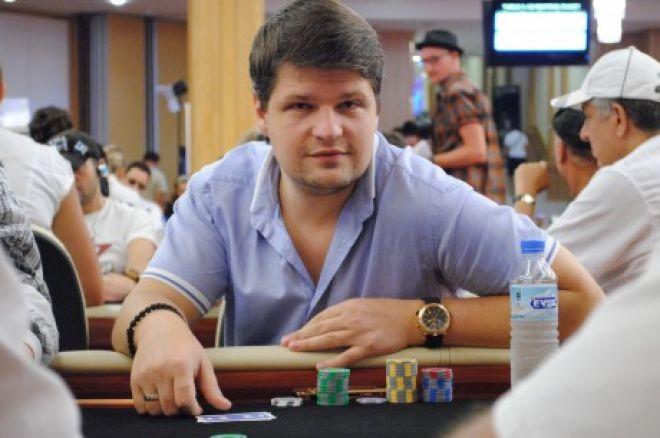 Второй день турнира WPT Merit Cyprus Classic: Алексей Рыбин... 0001