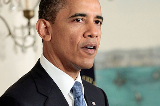 Barack Obama -- Poker